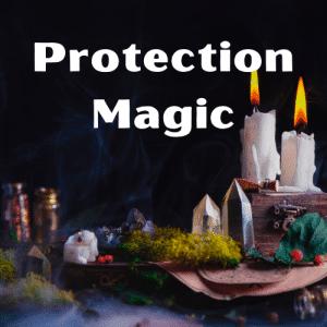 protection magic