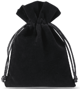 black pouch spell