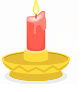 red candle spell