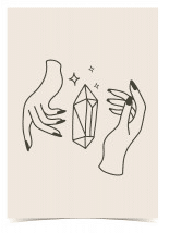 Intentions for Crystals