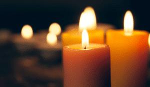 candles negative energy