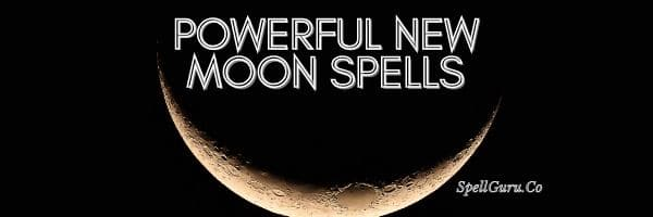 Powerful New Moon Spells